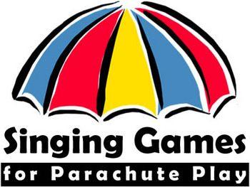 singing/parachute play