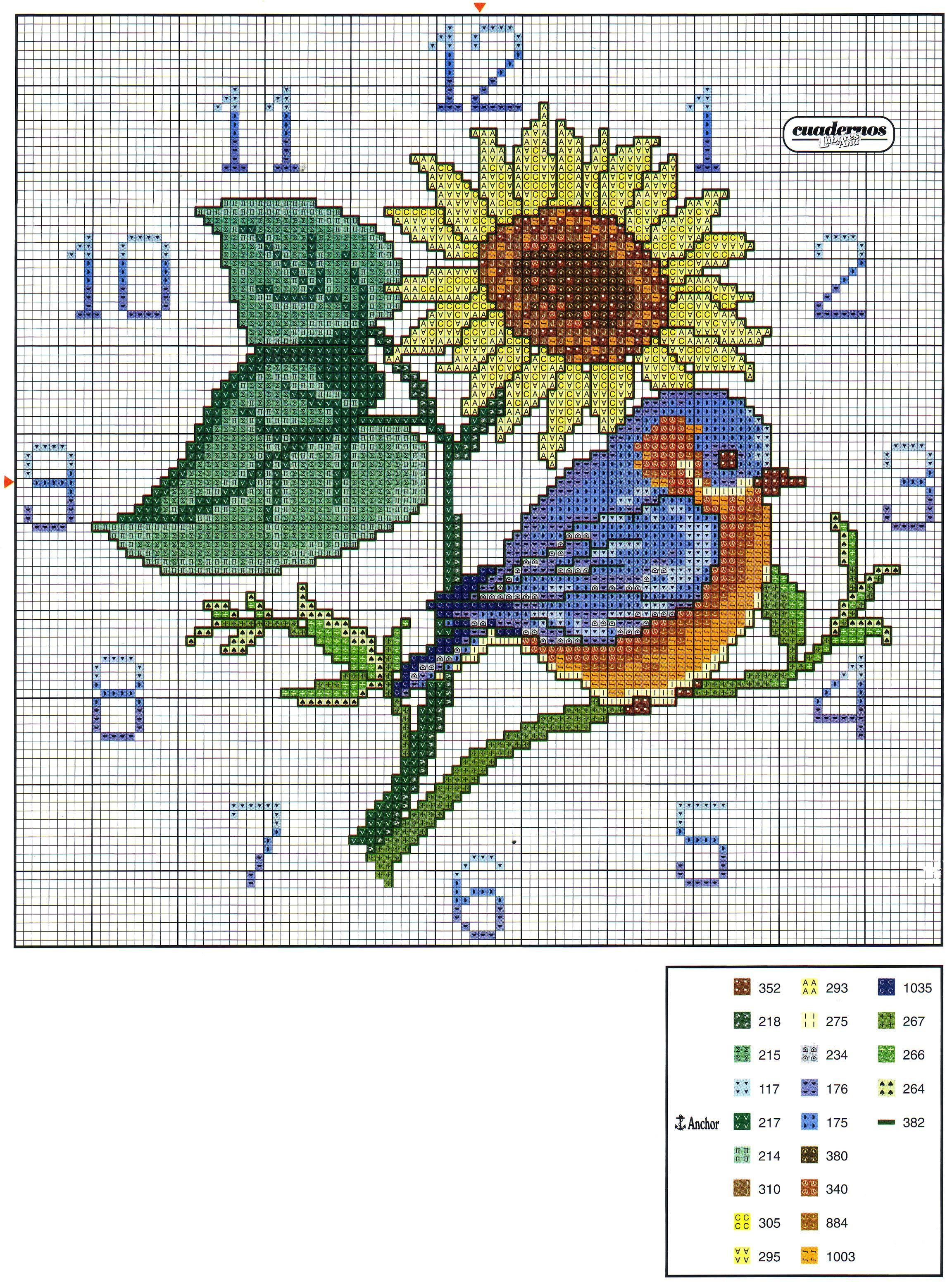 Bluebird Clock 2/2
