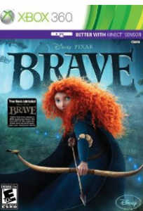 50% off Brave Video Game!!