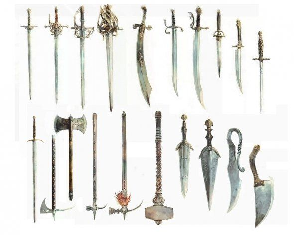 Assassin's Creed Heavy Weapons