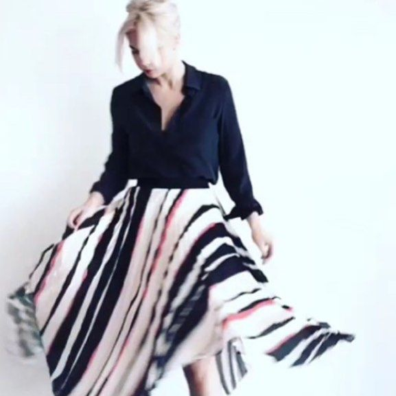SALE // @cmeocollective Ready Goes Skirt // In store & online // RG via @thebirdcageboutique  #fashionblogger #cmeocollective #skirt #ausfashionlabels #sale #designersale #lookbookboutique #stripes #lookbook #lookoftheday #lookbookboutique #boutique #fashionista #boutique #igers #inspo #isales #style #stylist #styleblog