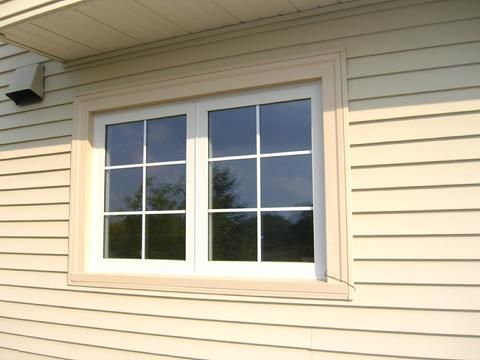 Window Wrapping Aluminum Siding Google Search Aluminum Siding Windows Window Replacement