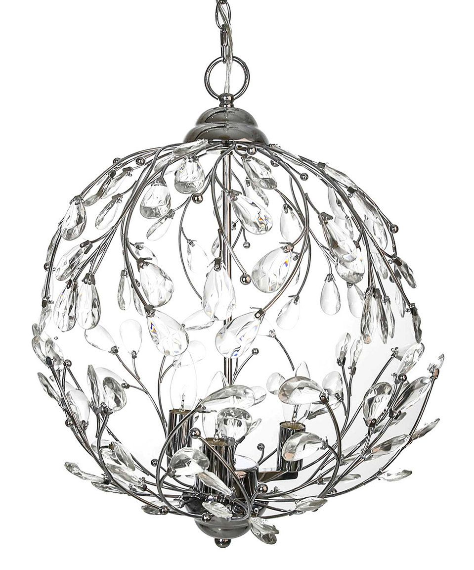 Take a look at this Hanging Garden Glam Pendant Light today!