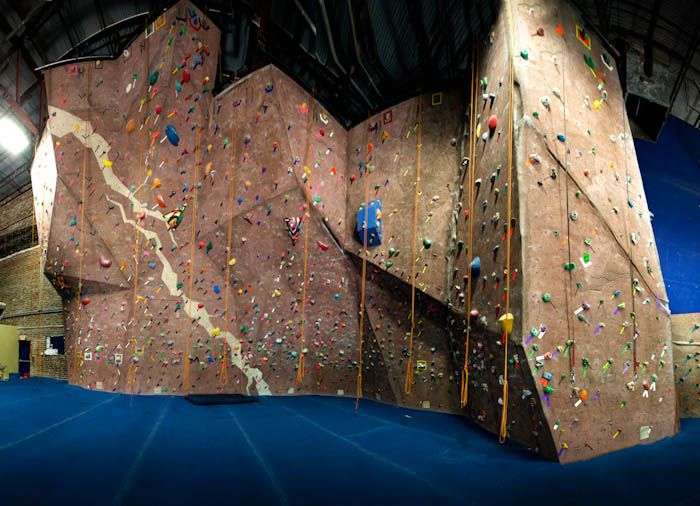Jacksonville Fl The Edge Rock Gym Awesome