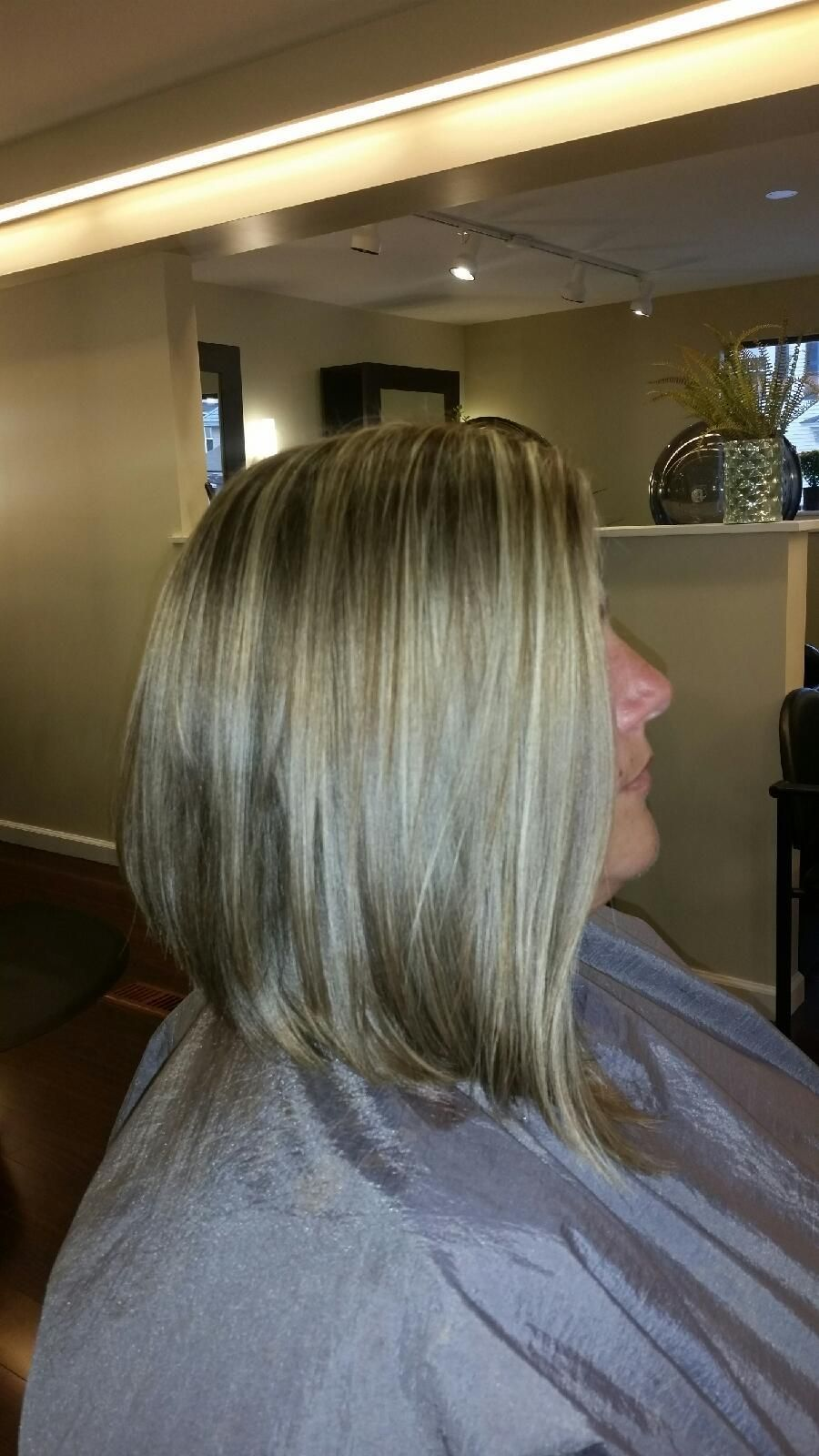 Highlight And Cut By Katie At Radura Salon And Spa In Manchester Nh