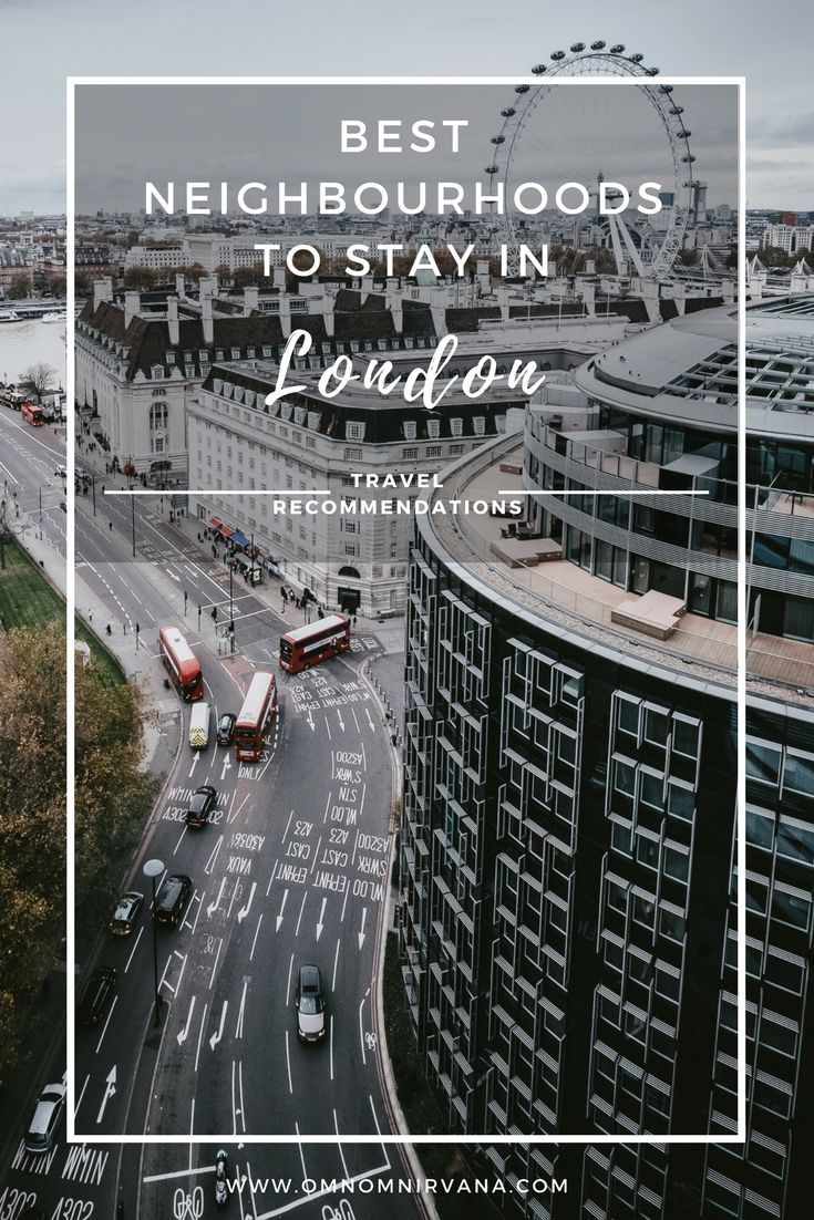 Where To Stay In London U K The Best Neighborhoods Wander European Travel And