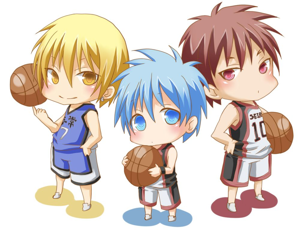 Kuroko No Basuke Kuroko No Basket Cute Anime Chibi Cute Anime