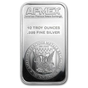 10 Oz Silver Bar With Images