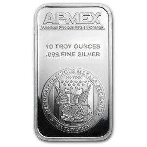 Apmex 10 Oz Silver Bar 10 Oz Silver Bars Apmex Silver Bars Buy Silver Online Apmex