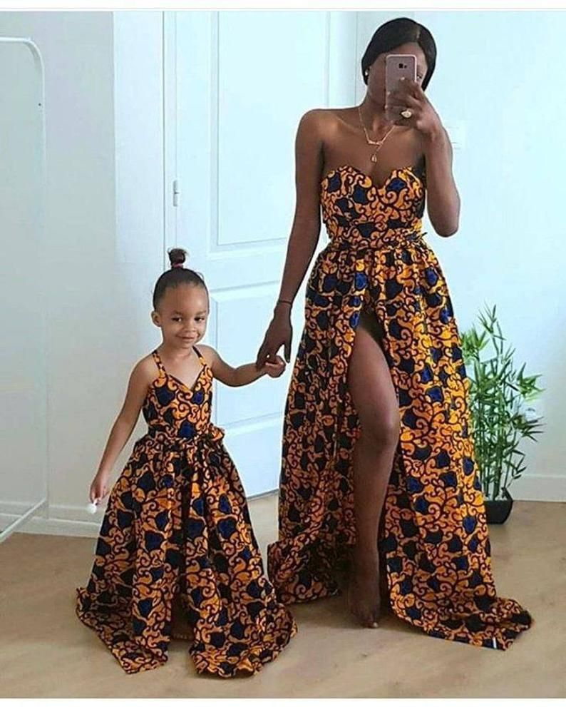 Mom and daughter outfit /Mommy and me/mum and daug