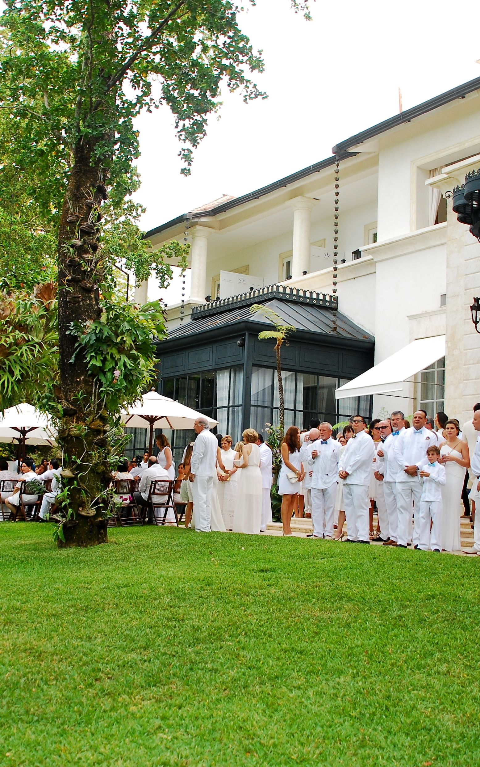 Garden Wedding on Playa Dorada, Puerto Plata, Dominican Republic ...