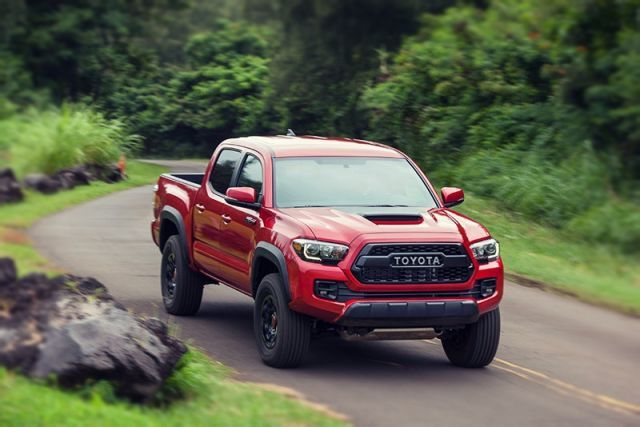 2020 Toyota Tacoma Rumors Changes New Car Announcements