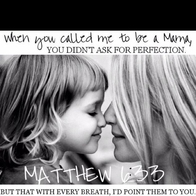 Mom quote. I love this.