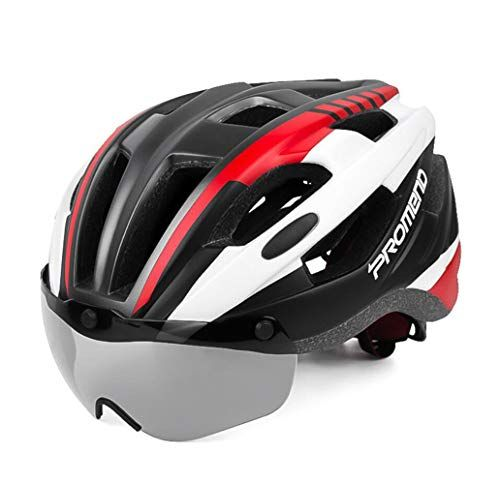 Men Women Adult Bicycle Helmet BMX MTB Gym Cycling Mountain Bikes Adjustable UK