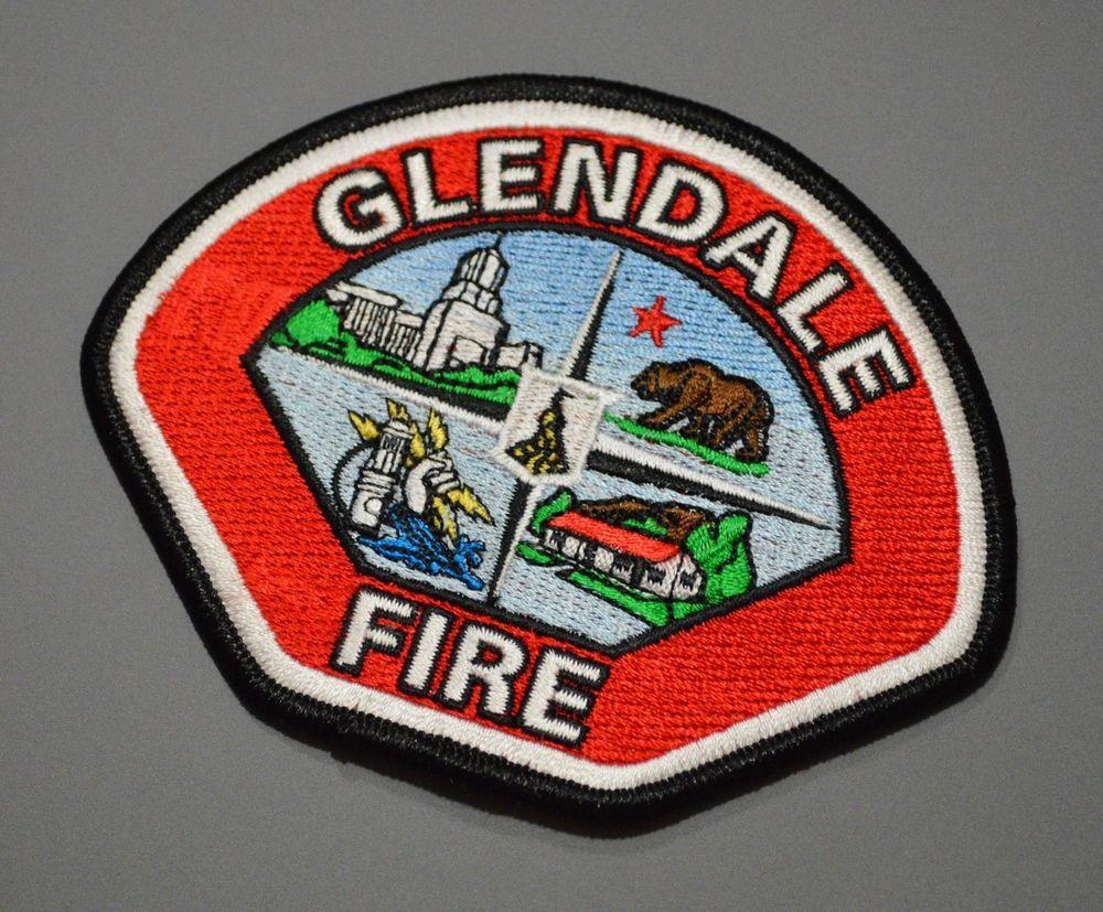 """PA 4/"""" x 4.5/"""" size Oil City fire shoulder police patch"""
