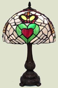 The Claddagh   May The Warm Glow From This Lamp Reflect The Love, Loyalty  And