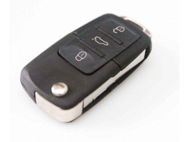 Volkswagen 3 Button Remote Key Shell Vw Key Skoda Volkswagen