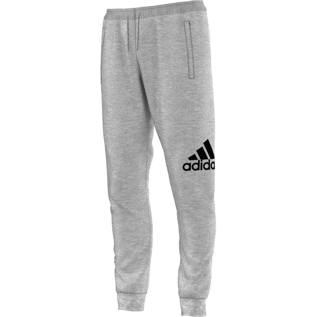a57c54dc69d Calças de fato de treino para homem Adidas