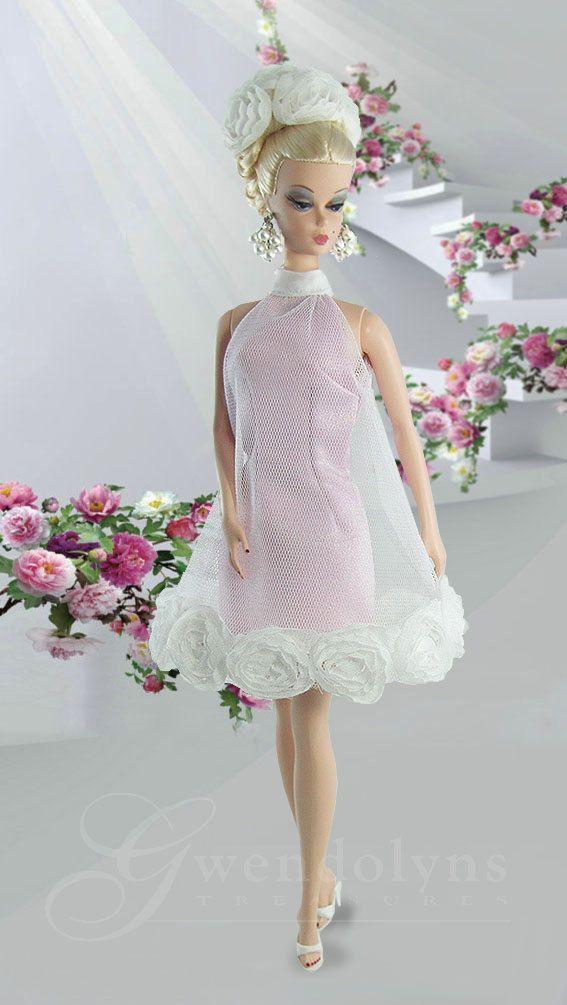 valentine blush barbie collection pinterest poup es barbie barbie and poup es mannequins. Black Bedroom Furniture Sets. Home Design Ideas