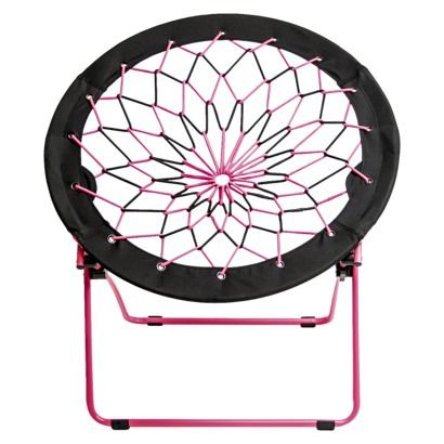 Room Essentials Pink Black Bungee Chair Quick Information These Chairs Are Amazing