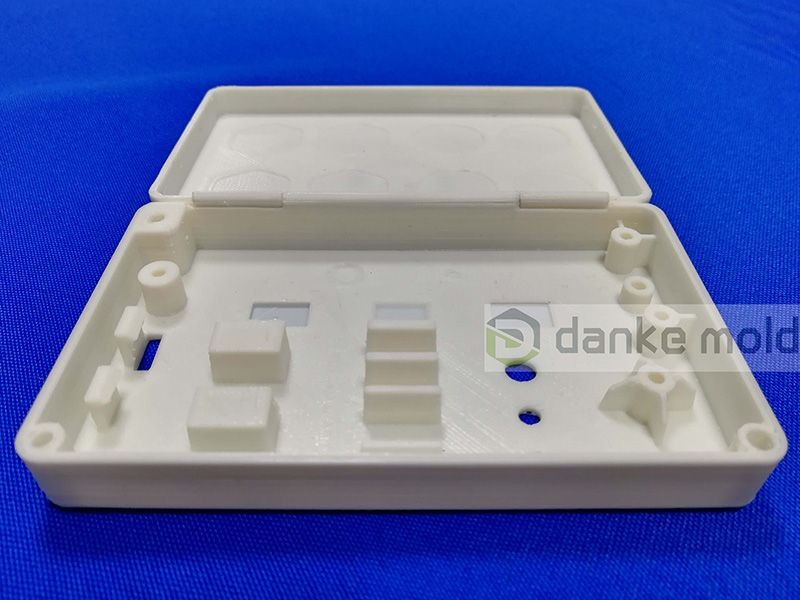 Quick turn injection molding design box  More info: www