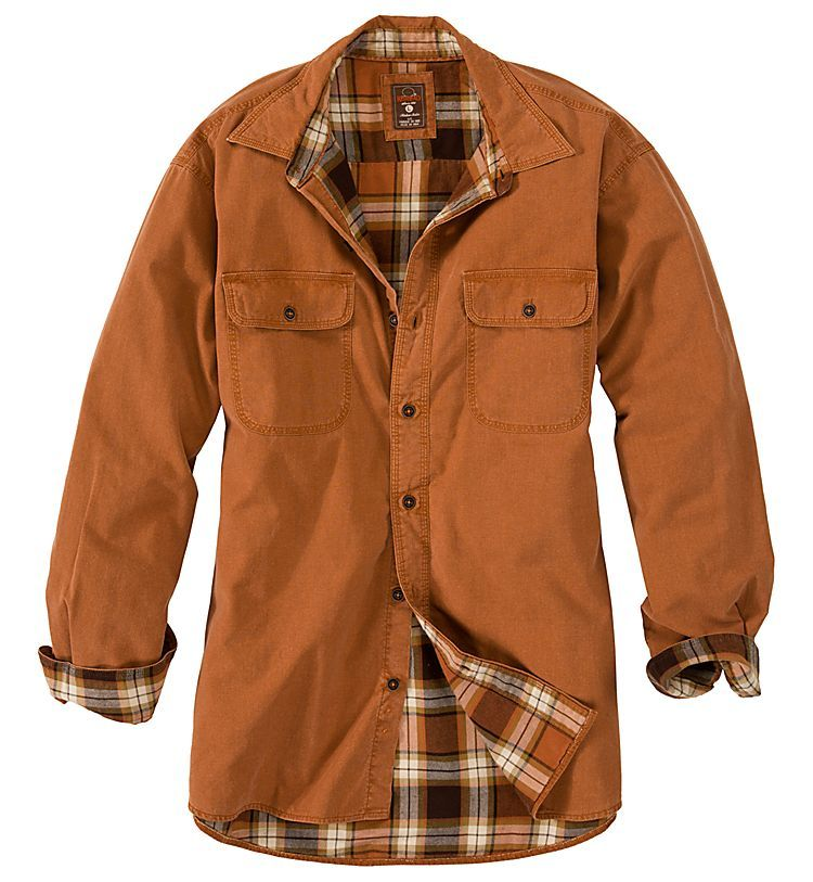 2eefdd8e FIVE colors on this RedHead® Flannel-Lined Pathfinder Shirt for Men - Long  Sleeve | Bass Pro Shops #FlannelFriday #FlannelFest