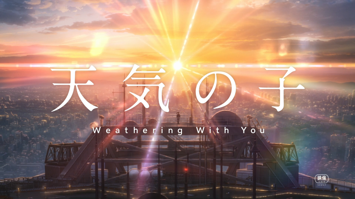 Post #69|Weathering with you Animé Review
