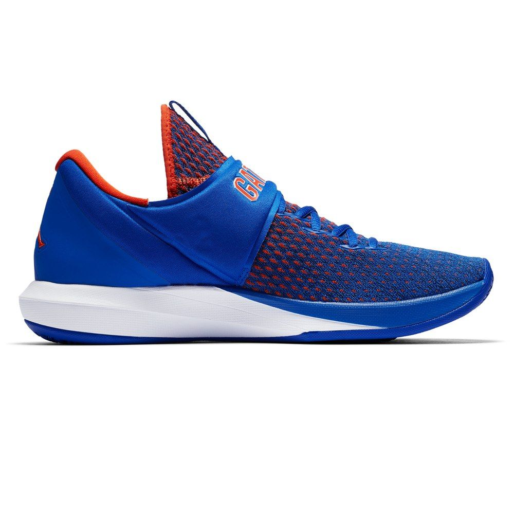 8a5002c92f8c0 Men s Jordan Brand Royal Orange Florida Gators Trainer 3 Shoes ...