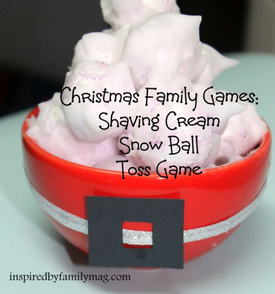 Christmas Family Party Games: A Fun & Simple Christmas Family Game Your Kids Will Love