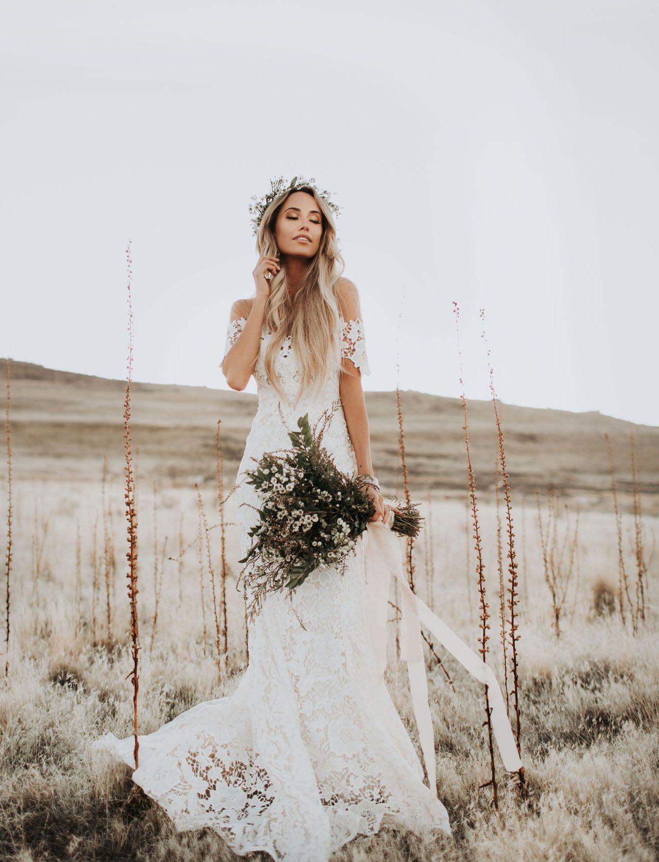 Gws lovers society collection boho lace wedding dress meg legs