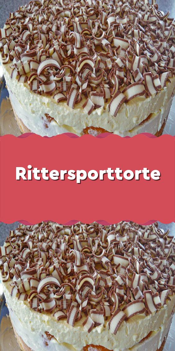 Rittersporttorte #kuchenideen