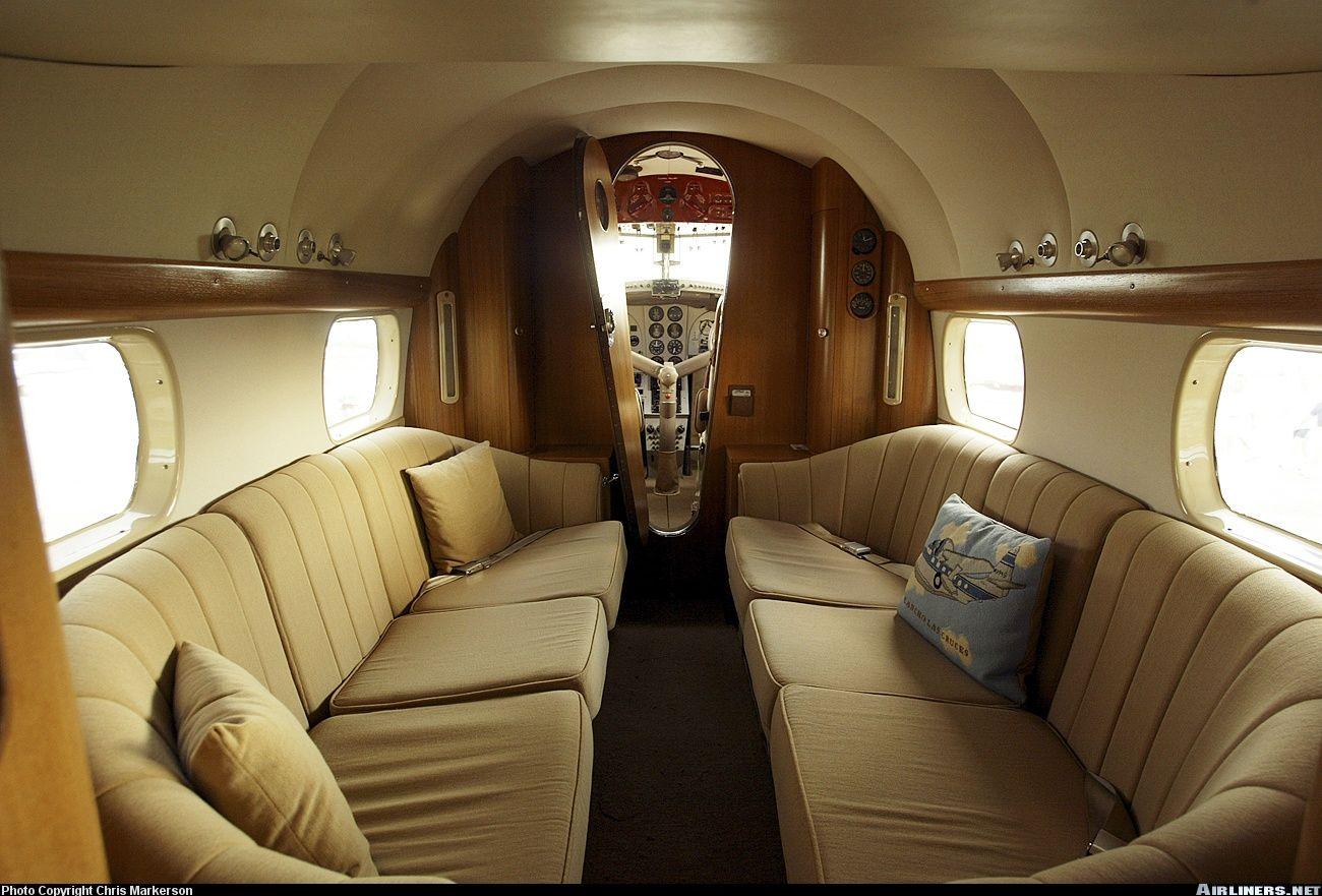 Grumman Mallard interior | Aircraft | Sea plane, Flying boat