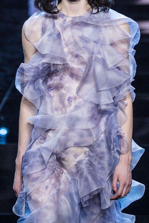 Giorgio Armani Prive | Haute Couture | Spring 2016