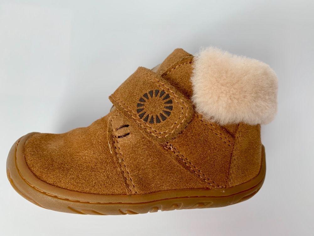 0f23c7ff7e5 UGG Jorgen Shoe Boot Chestnut Brown Infant/Toddler Size 7 USA ...