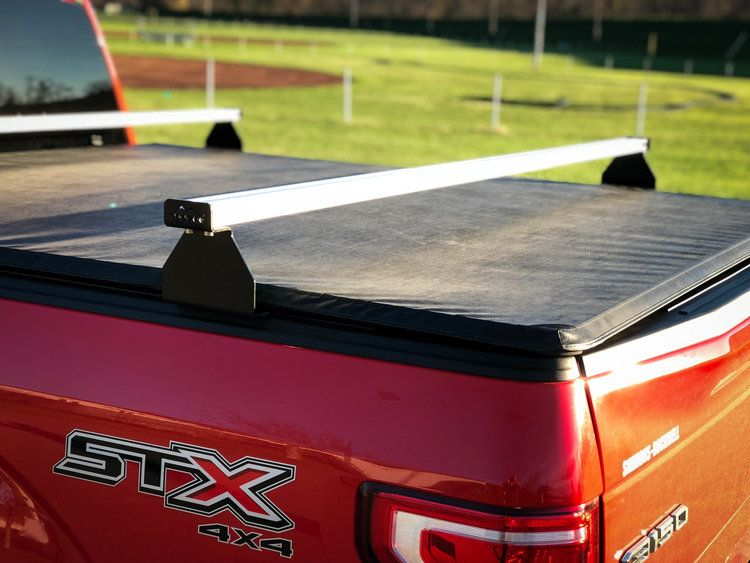 Universal Truck Crossbars For Tonneau Covers Fits All Trucks