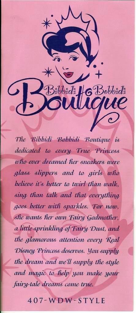 Walt Disney Bibbidi Bobbidi Boutique Magic Chat Live Bibbity