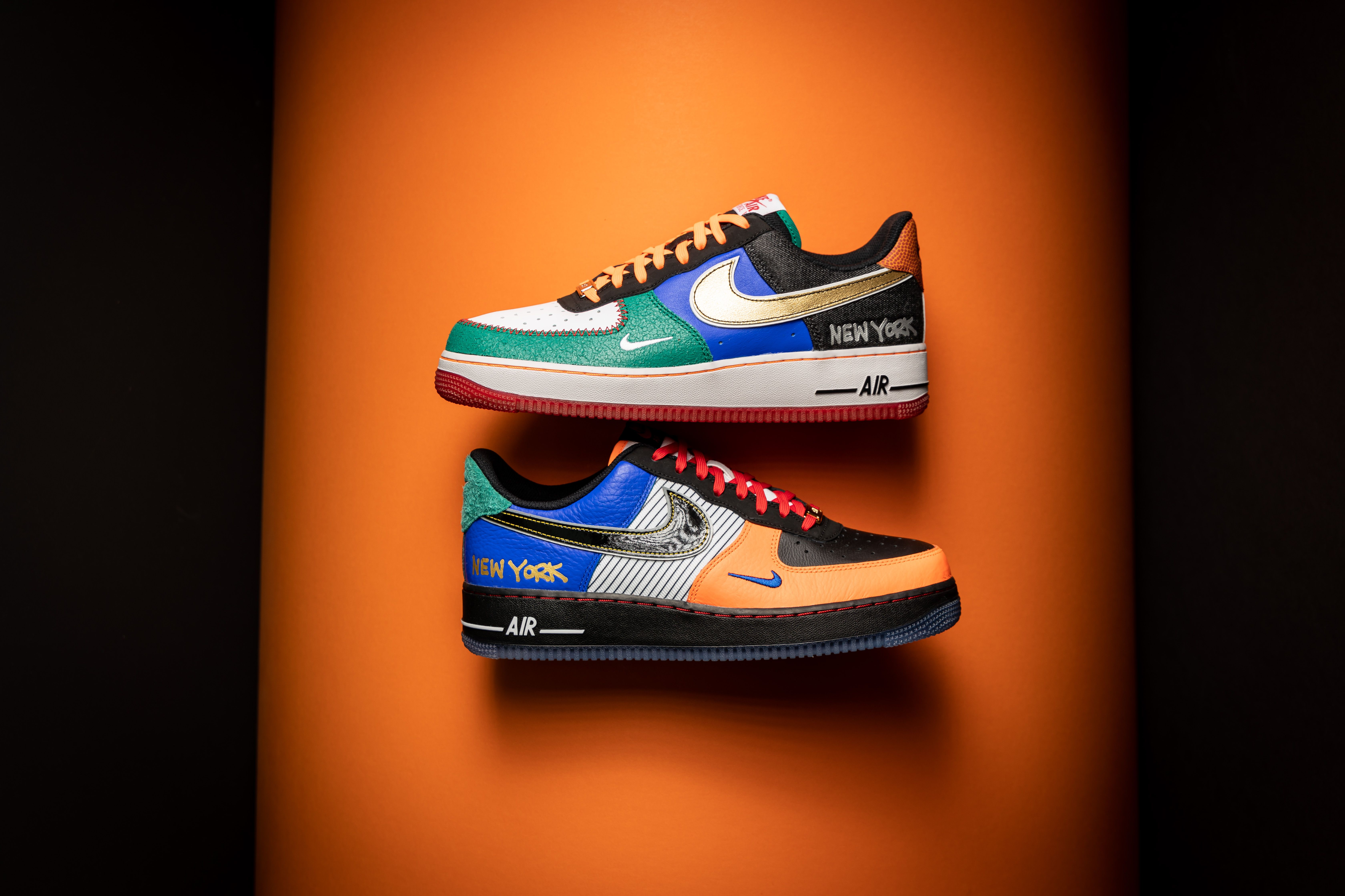 Nike Air Force 1 Low 07 What The Ny Ct3610 100 2019 With