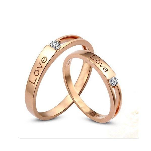 Wedding Ring Couple Gold Wedding Rings For Couples Wedding Rings For Couples With Names Engrav Engagement Rings Couple Cool Wedding Rings Couple Wedding Rings