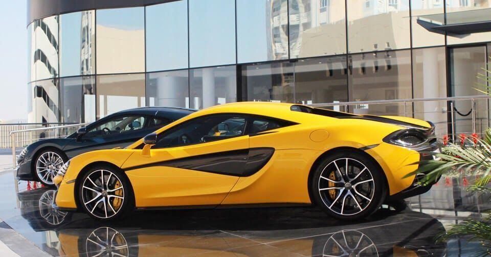 McLaren Opens New Dealers From Bahrain To Denver Dealers