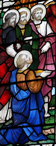 Winchcombe Stained Glass -90