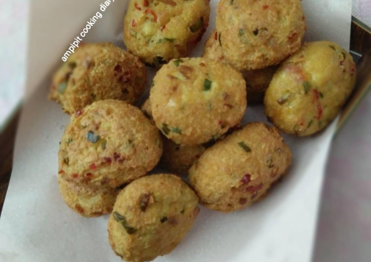 Resep Perkedel Tahu Ayam Oleh Pitraratri Resep Masakan Resep Makanan