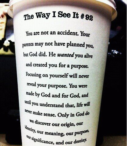 """""""the way I see it"""""""