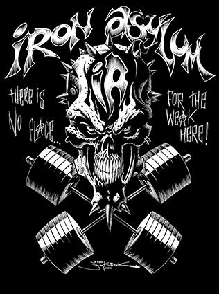 cross bones  fitness art epic art graphic image