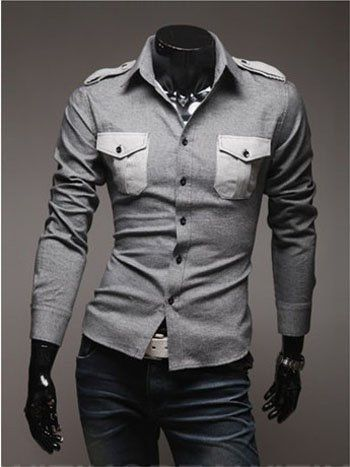 8fc554ce Men Stylish Shirt Designer Mens Shirts Men Dress Clothing Men Party Shirt
