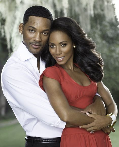 Will & Jada Pinkett Smith, a very attractive couple. @Barbara Ziegler via Nancy G Maxwell