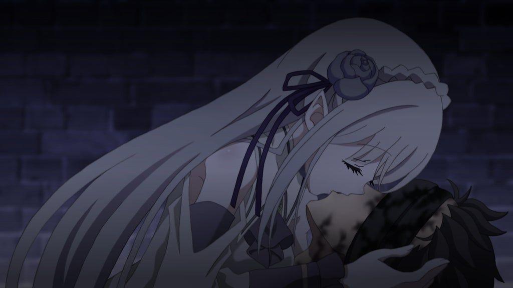 [Media] Kiss of death