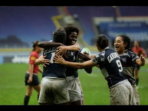 Rwc 2013 Usa Rugby Women S Eagle Sevens 3rd Place Match Vs Spain Final Try And Post Match Comments Youtube Usarugby Rugby Usa Rugby Usa Rugby Team Rugby