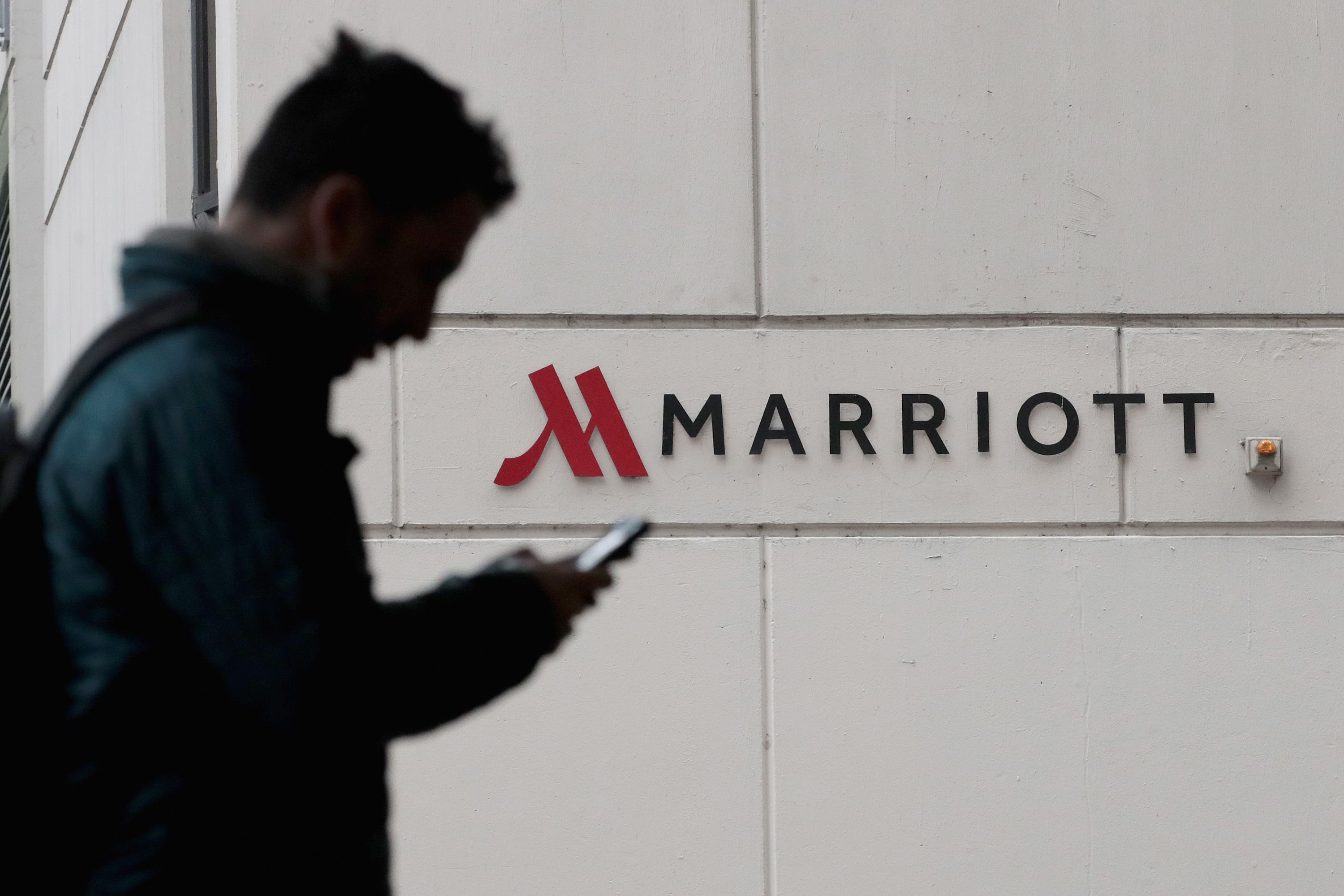 As you have no doubt heard by now, Marriott disclosed a