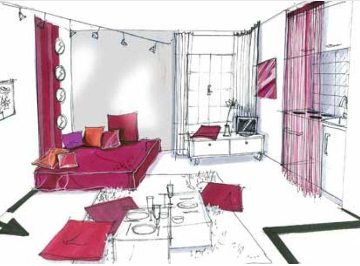Comment aménager un studio ou un petit appartement de moins de 30m2 ...
