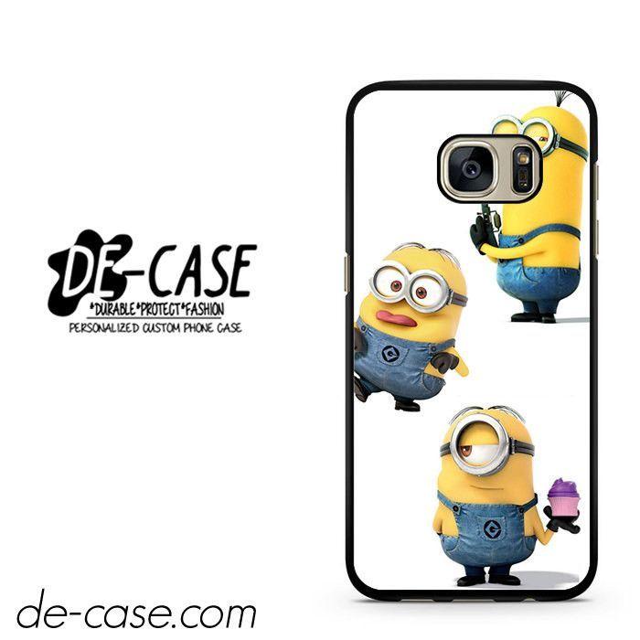 Minion Kevin Bob Stuart DEAL-7307 Samsung Phonecase Cover For Samsung Galaxy S7 / S7 Edge